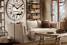 Chairs/sofas / by Jennifer Redecki Carretta
