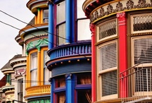 Architecture & Doors / by Jessie Miller