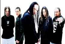 Music - KoRn / by ☠ Stacy Goforth ☠