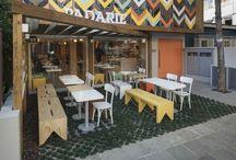 Fachadas Comerciales / Shop Front / by Proyectil Design