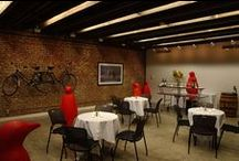 Red Penguins / by 21c Museum Hotels