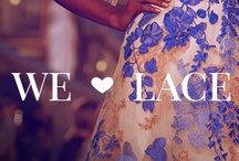 We ♥ Lace  / by Enzoani
