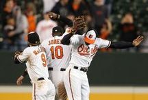 Baltimore Orioles / by Janis Dike