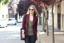 Our Style-Burgundy / by Britt+Whit