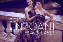 Enzoani Black Label Collection / by Enzoani