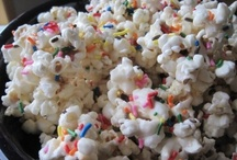Popcorn / by Cindy Birrell
