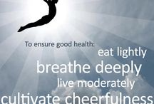Bodylicious / Without our health we have nothing. Tips, tricks, reminders, inspiration for good health. / by Julz
