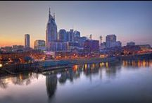 Nashville / by Cindy Birrell