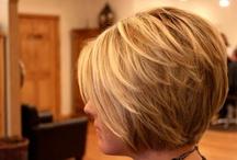 hairstyles I like / by Cyndi Wydner