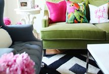 Home Ideas and Style  / by Tara Andrews