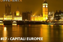 Capitali Europee / by Travel Different