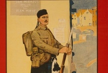 Posters - Recruiting and Propaganda / Covers WWI, WWII, the civil war in Spain and others / by Liz Milne
