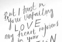 word. / by Abigail Adams