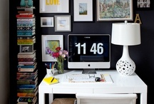 office space. / by Abigail Adams