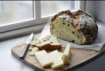 bread and cheese / by Antonia Kati