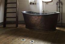 Bathroom ideas / by Melanie Luttrell