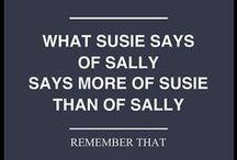 Say it / by Amber Brueseke
