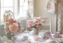Sweet/Elegant Spaces / Rooms, Patios, Balconies, Outdoor Spaces, Storage Rooms, etc.  / by kelly chen