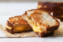 Grilled Cheese / by Lizzy Stapula