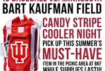 Game Day Promotions! / See how you can win by stopping by in B-town / by Indiana Hoosiers