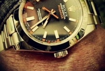 Watches / by Kev Sylvester