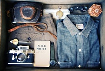 Mens Style / by Kev Sylvester