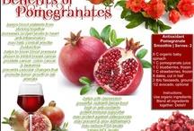 pomegranate / by Wildcraft Vita