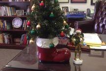 Geek Christmas Tree / by Hank Harwell