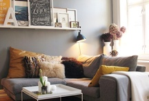 Home Decoration Ideas / by Syril Tañala