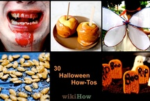 wikiHow to Halloween / by wikiHow