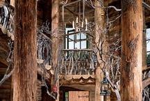 intérieur / extérieur / by Shawna Cunningham