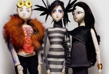 Dolls / by Pamela Fitzgerald-De la Cerda