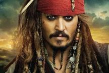 Johnny Depp / by Pamela Fitzgerald-De la Cerda