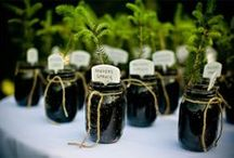"""Green Wedding Ideas / Forget something blue, NRDC BioGems's helps you find your """"something green"""" on your special day with these eco-friendly wedding tips and ideas. / by NRDC BioGems"""