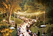 I Love Wedding & Party Ideas....even though I'm married&rarely throw parties / by Janet Rogers-Lay