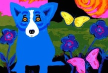 Doggie Days / by Pamela Fitzgerald-De la Cerda