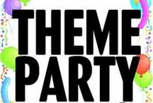 THEMED DINNER PARTY / Have fun with a themed dinner. party / by Rebecca McCray