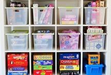 Re-organization & declutter / by Summer LaForge Gardner