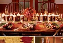 *Holiday Stuff: Thanksgiving / by Lindsey Gardner