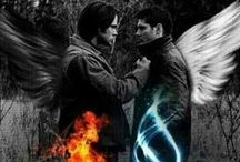 Dorkness / All the fandoms and geek you can handle.  Supernatural is taking over. Scroll down for something different. / by Caroline Olson