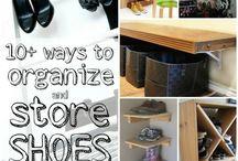 New Home Organization & Ideas / by Gailsadventures