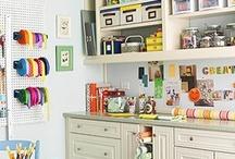 Organized Crafty Chaos / by Gailsadventures