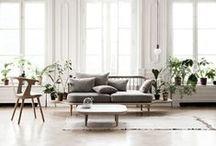 living & laundry / by megan soh / petitely