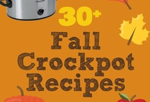 Crock Pot Recipes / Crock Pot, Oh how I love thee....   It is so great to come home to the aroma of a delicious dinner after a busy day. / by Toni Frizell
