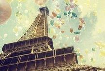 Paris / by Kim Baker