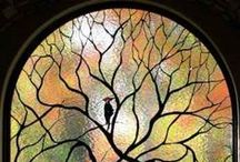 Stained Glass / by Peg Winters-Kinziger