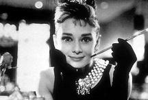 My Inner Audrey Hepburn / by Kara Fleck