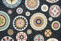 Fabric & Stitchery / by Gina Allred