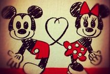 Disney ❤ / by Jamie Huber