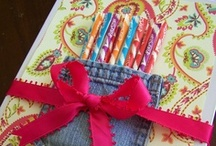 Gift & Present Wrapping Ideas / by Robbin Gibson